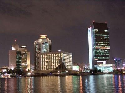 Guayaquil, Skyline - Auslandsimmobilien zum Kauf oder zur Miete