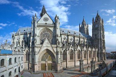 Quito, Kirche - Immobilienangebote zum Kauf oder zur Miete