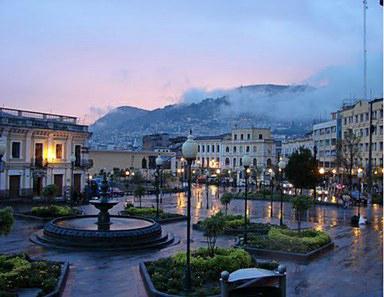 Quito, Plaza - Immobilieninvestment im Paradies zum Kauf oder zur Miete