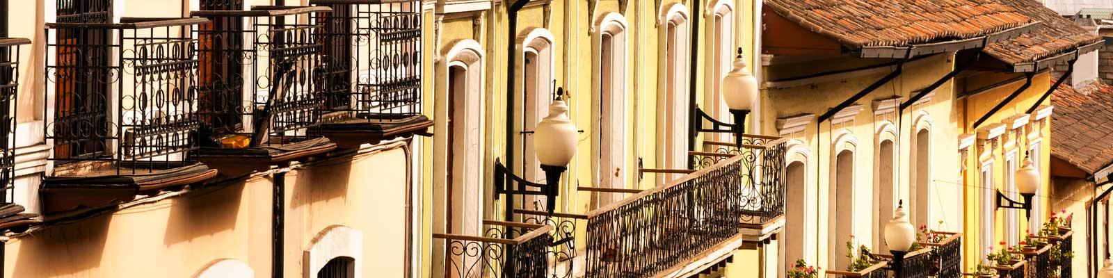 Ecuador Immobilien - Büros, Bauflächen, Hotels - Bauen, Investieren, Mieten